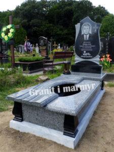 Встановлення гранітного пам'ятника