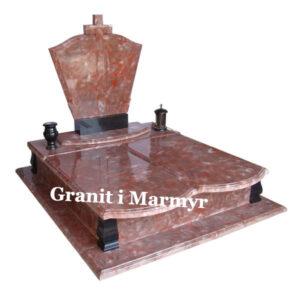 пам'ятник із штучного мармуру